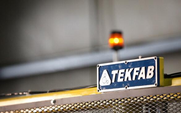 Tekfab – Compact Stacker